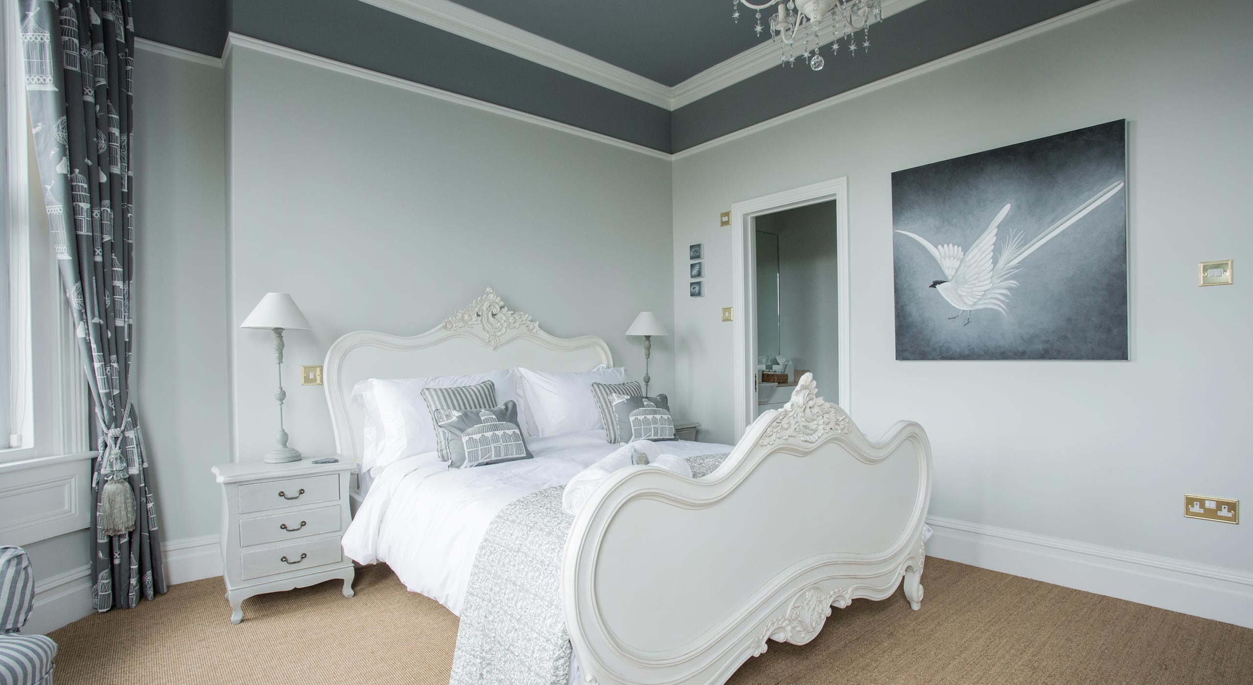 Deluxe French King 170 To 190 Per Night